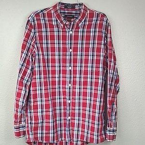 Nordstrom mens button up shirt.
